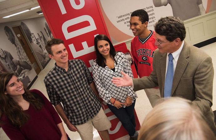 Alumni + Student Engagement