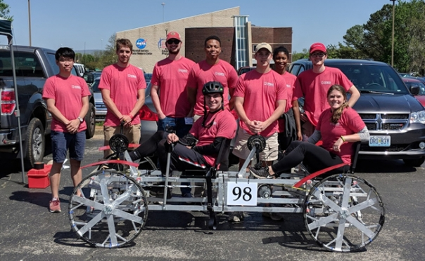 UGA College of Engineering places sixth at NASA Rover Challenge